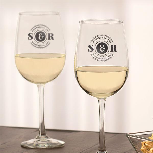Custom Beer Glasses & Wine Glasses